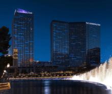 Cosmopolitan Las Vegas Given permission to run at 100%